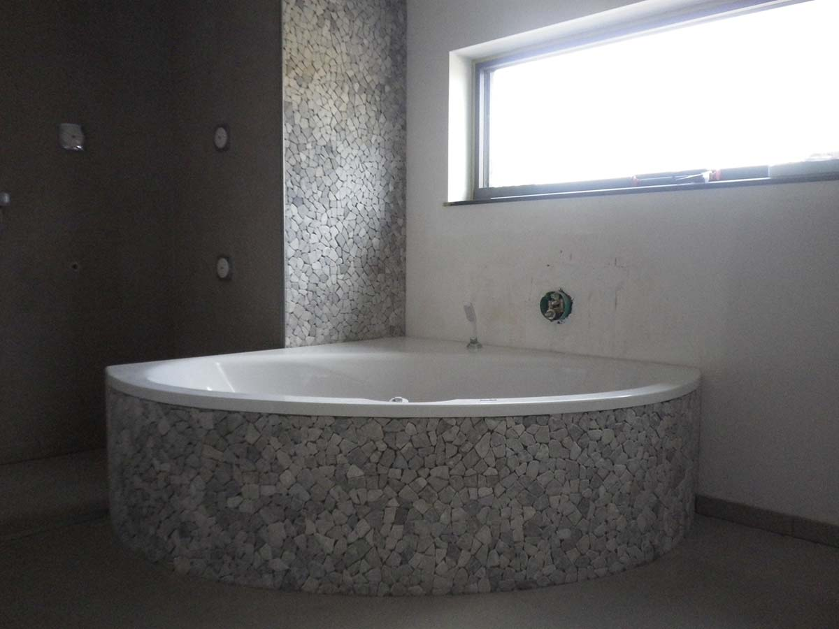 Vloer badkamer en wc - Badkamer wc ...